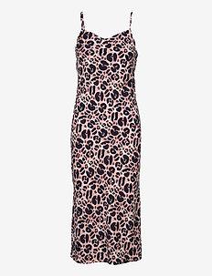 Ladies dress, Lulu - zomerjurken - light pink