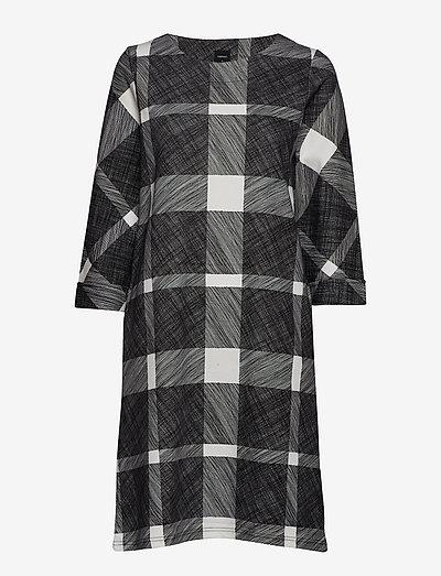 Ladies dress, Kaide - midi kjoler - black