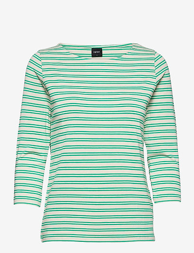 Ladies blouse, Virna - langærmede toppe - green