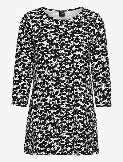 Ladies tunic, Liito - tunikaer - black-white