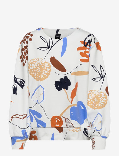 Ladies blouse, Pihla - langærmede bluser - multicoloured