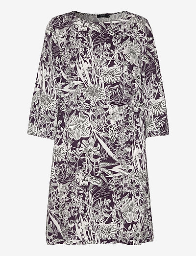 Ladies dress, Rosanna - natkjoler - lilac