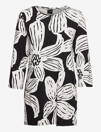 Ladies tunic, Rosa - tunikaer - black-white