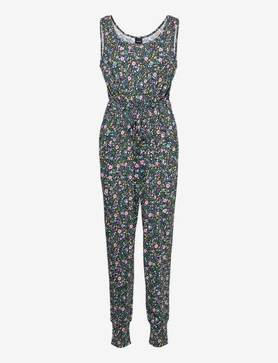 Ladies overall, Mini Kissankello - pyjamas - multi-coloured