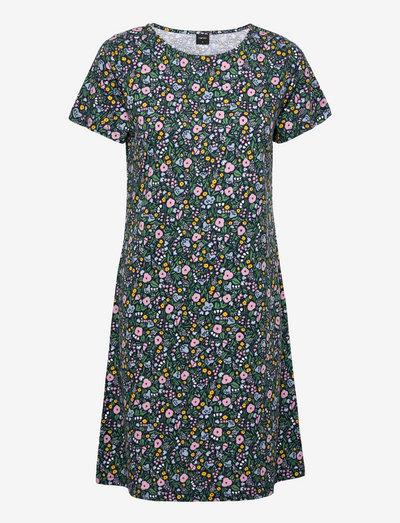 Ladies big shirt, Mini Kissankello - overdele - multi-coloured
