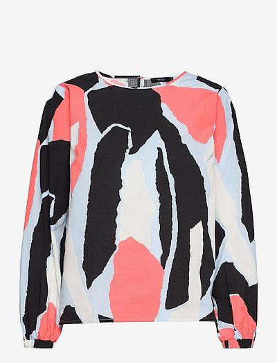 Ladies blouse, Särö - langærmede bluser - multicoloured