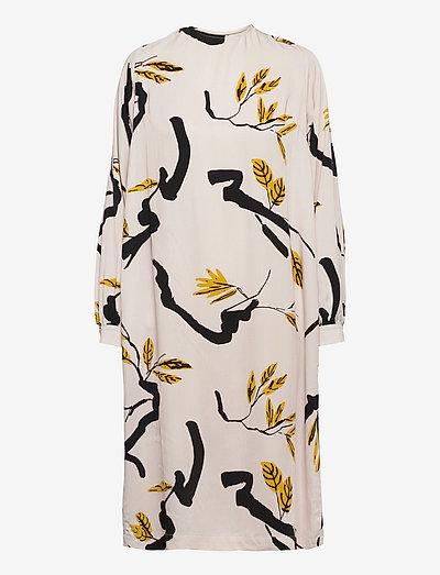 Ladies dress, Oksisto - hverdagskjoler - beige