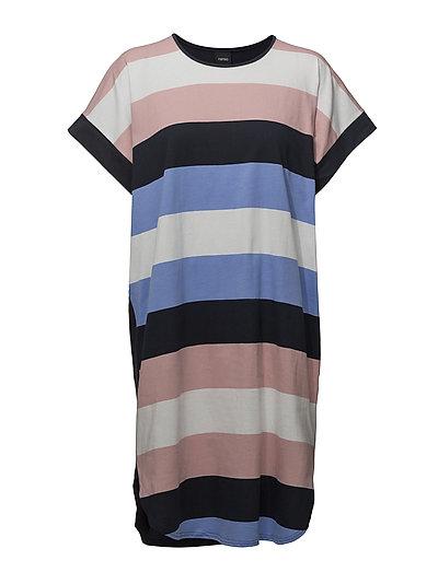 Ladies big shirt, Palsta - STRIPED