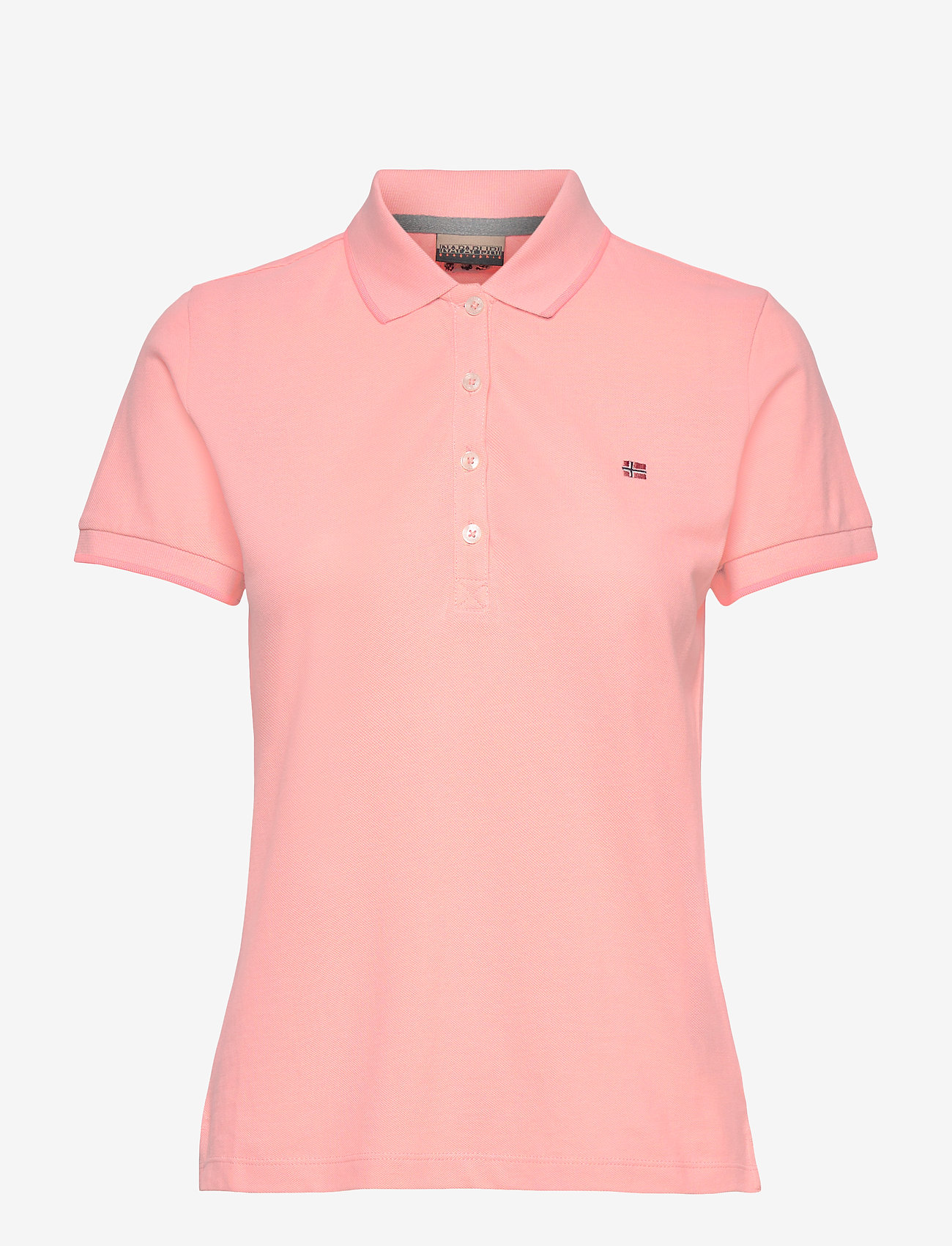 Napapijri - ELMA PIQUET 1 - polohemden - pale pink new - 0