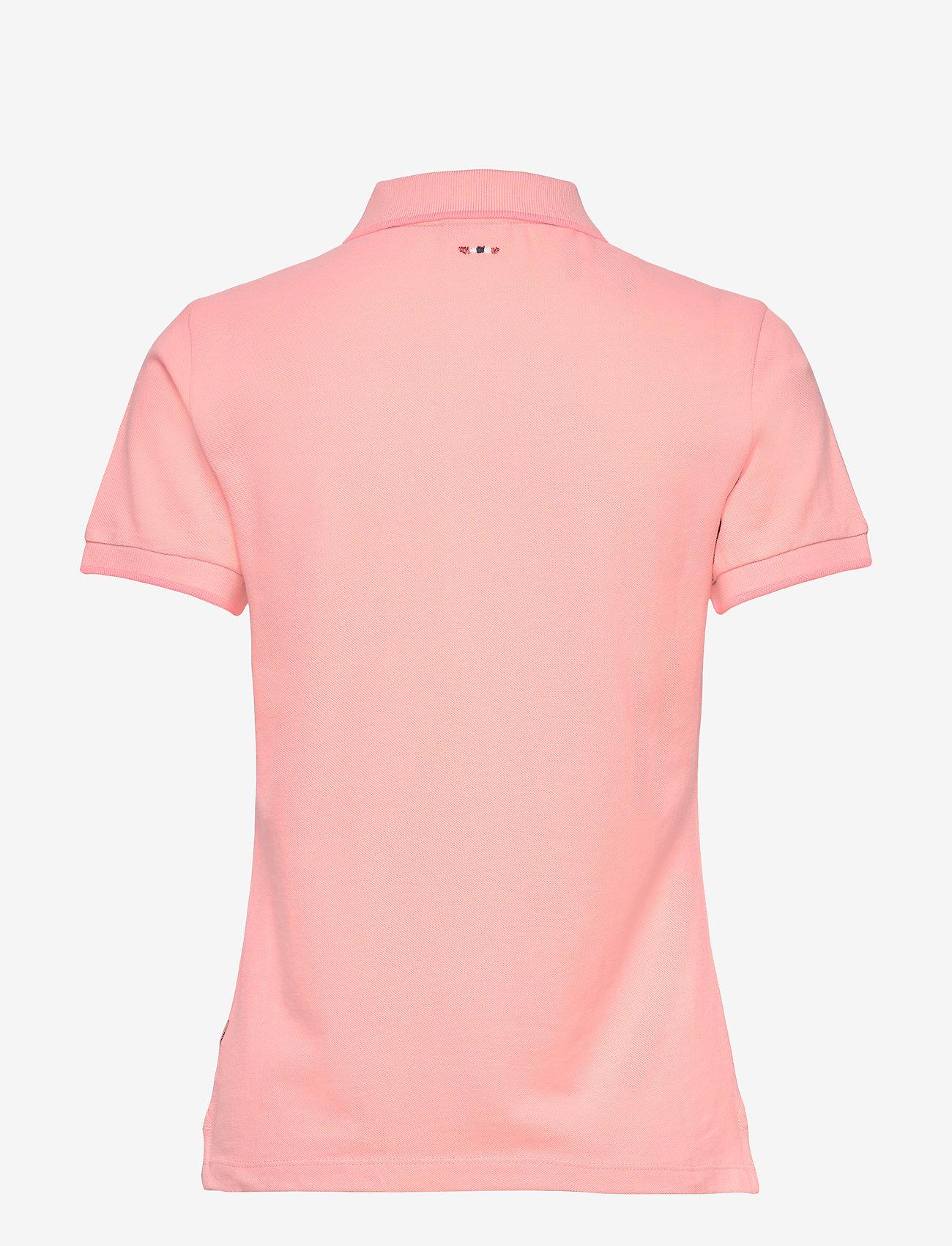 Napapijri - ELMA PIQUET 1 - polohemden - pale pink new - 1