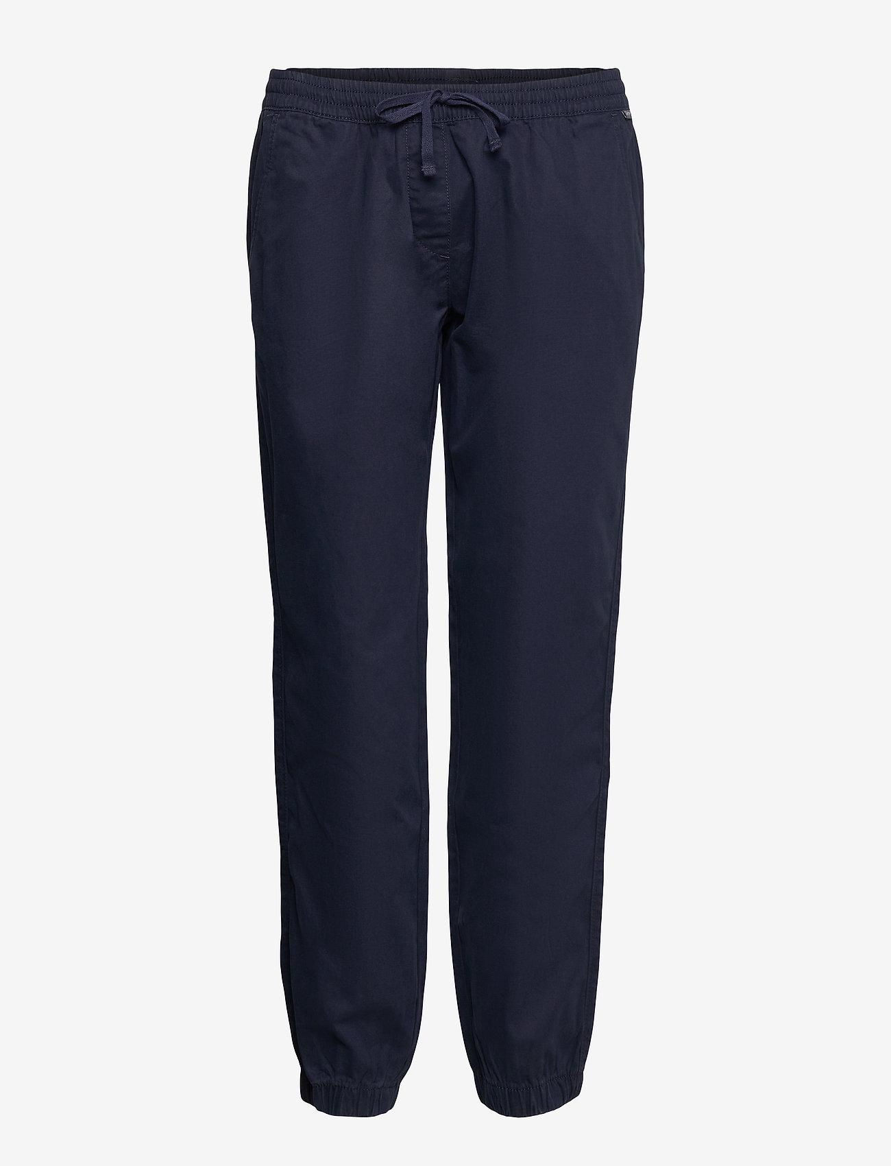 Napapijri - MAREE W - broeken med straight ben - blue marine - 0