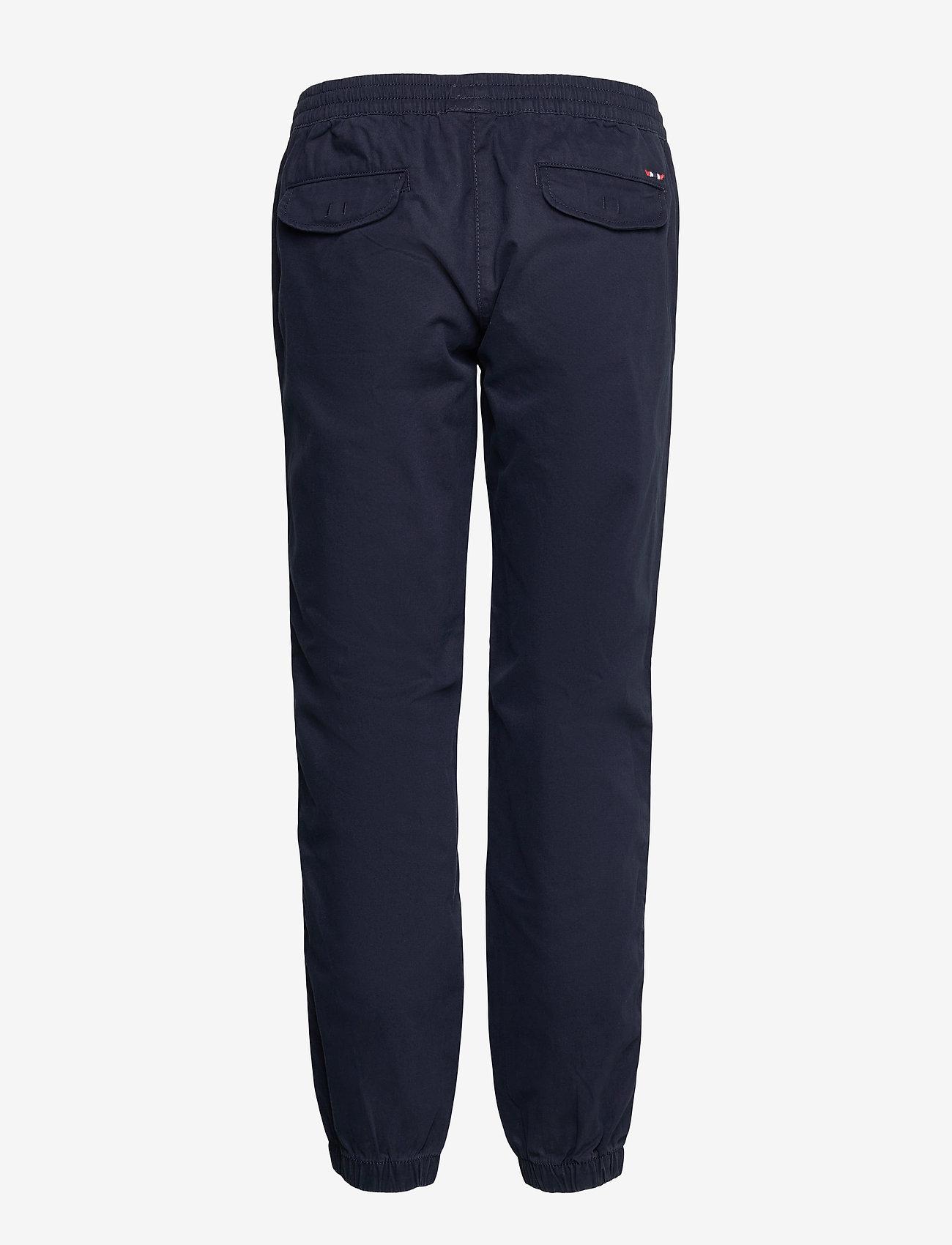 Napapijri - MAREE W - broeken med straight ben - blue marine - 1