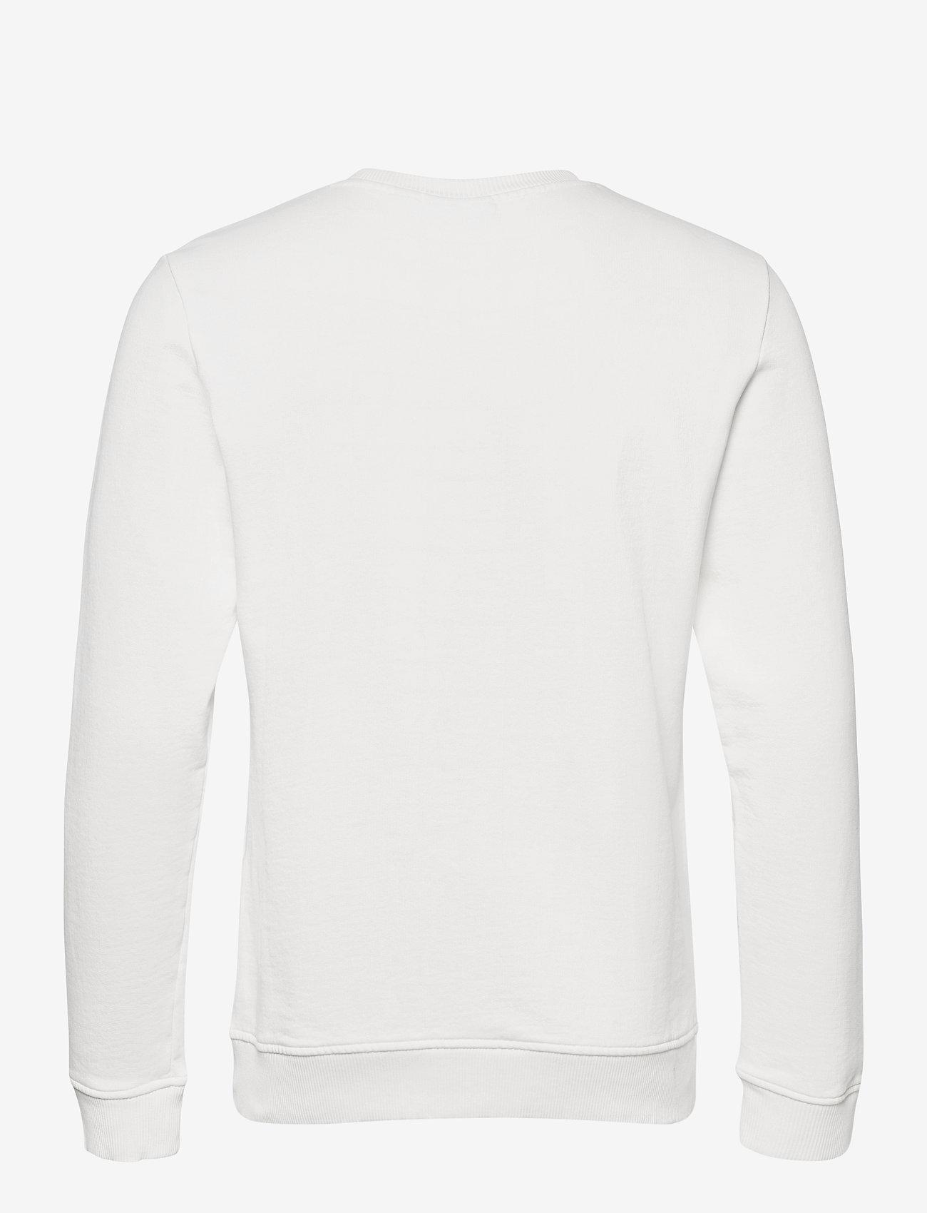 Napapijri - BALIS CREW - podstawowe bluzy - bright white - 2