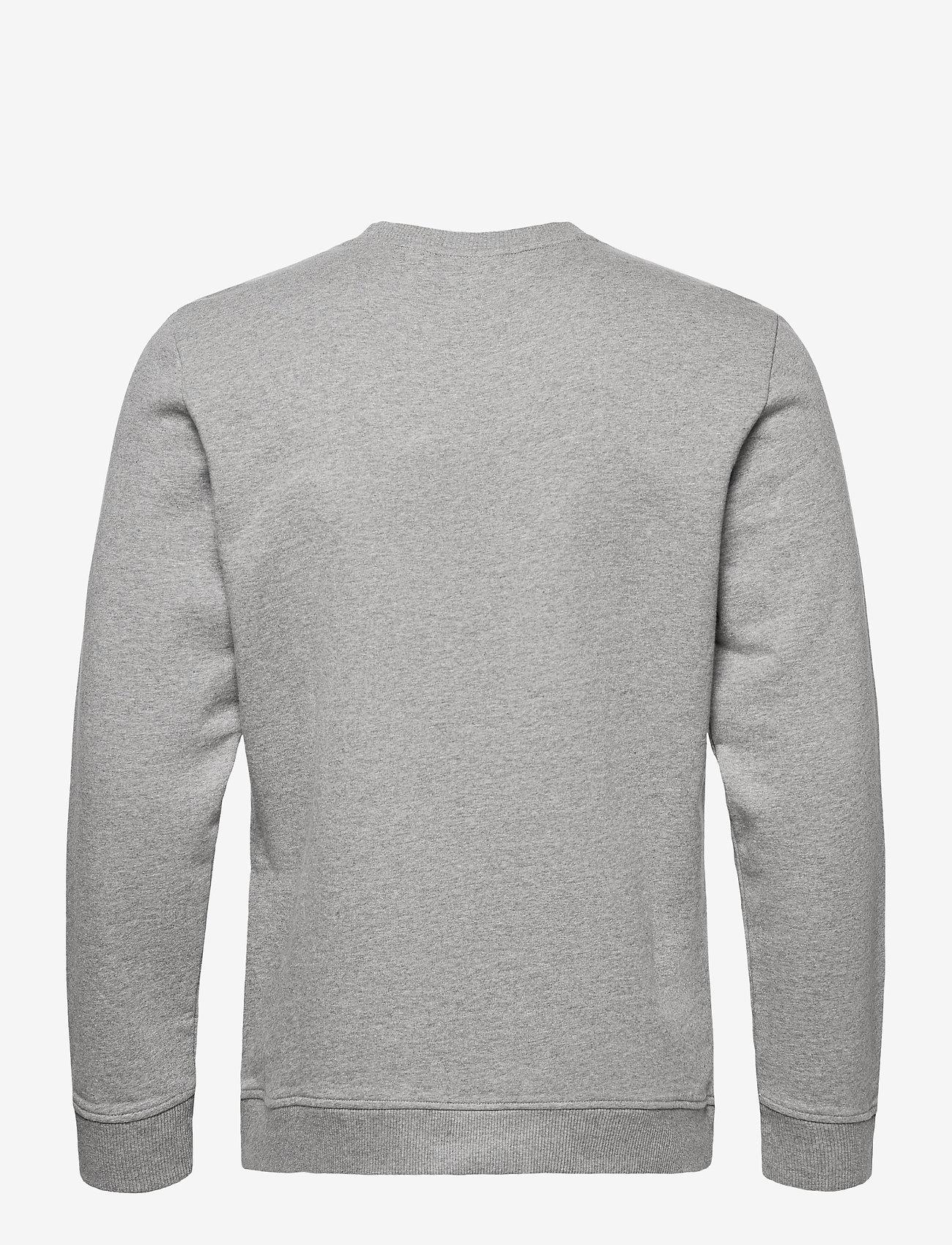 Napapijri - BALIS CREW - basic gebreide truien - med grey melange - 2