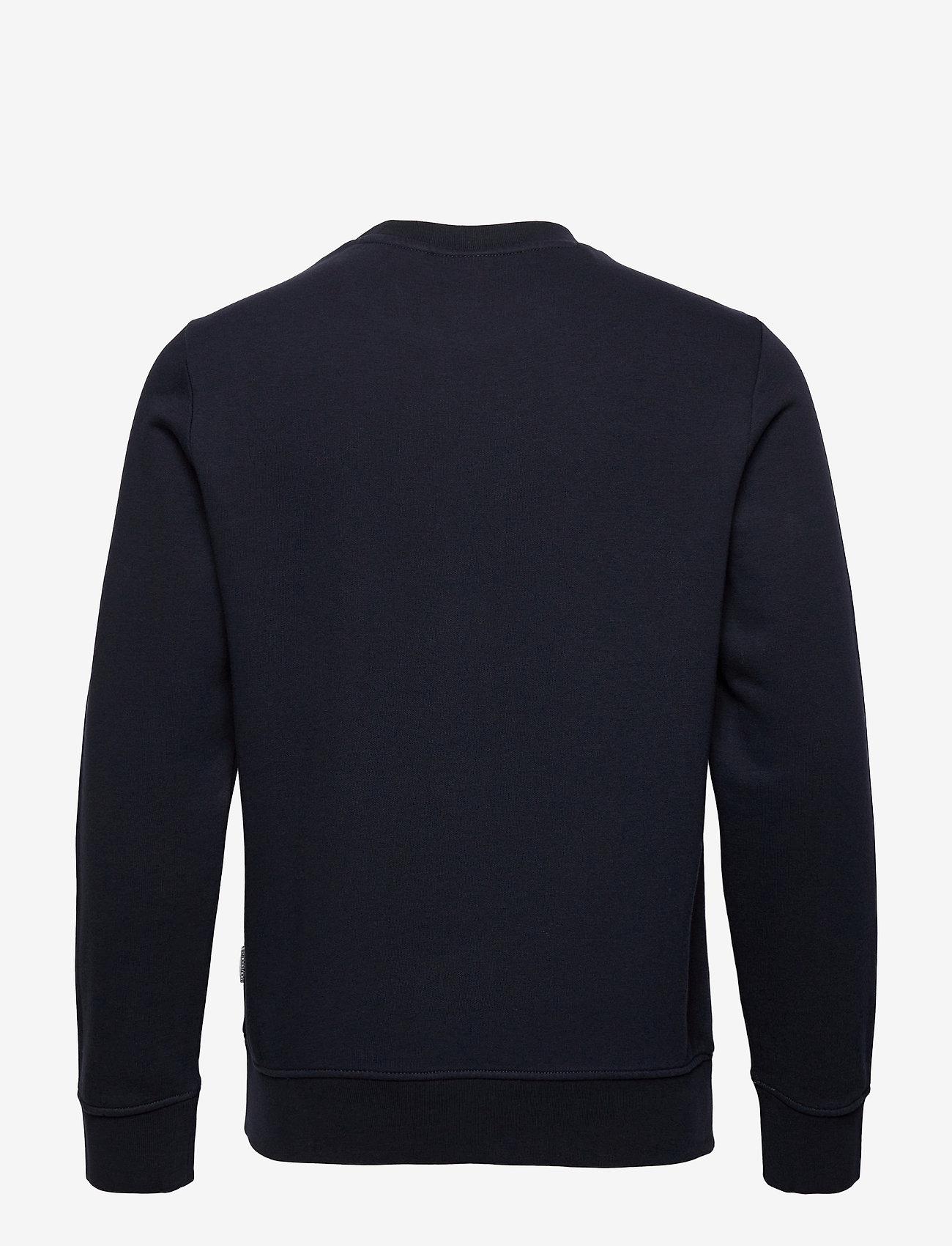 Napapijri - BALLAR C - sweats - blue marine - 1