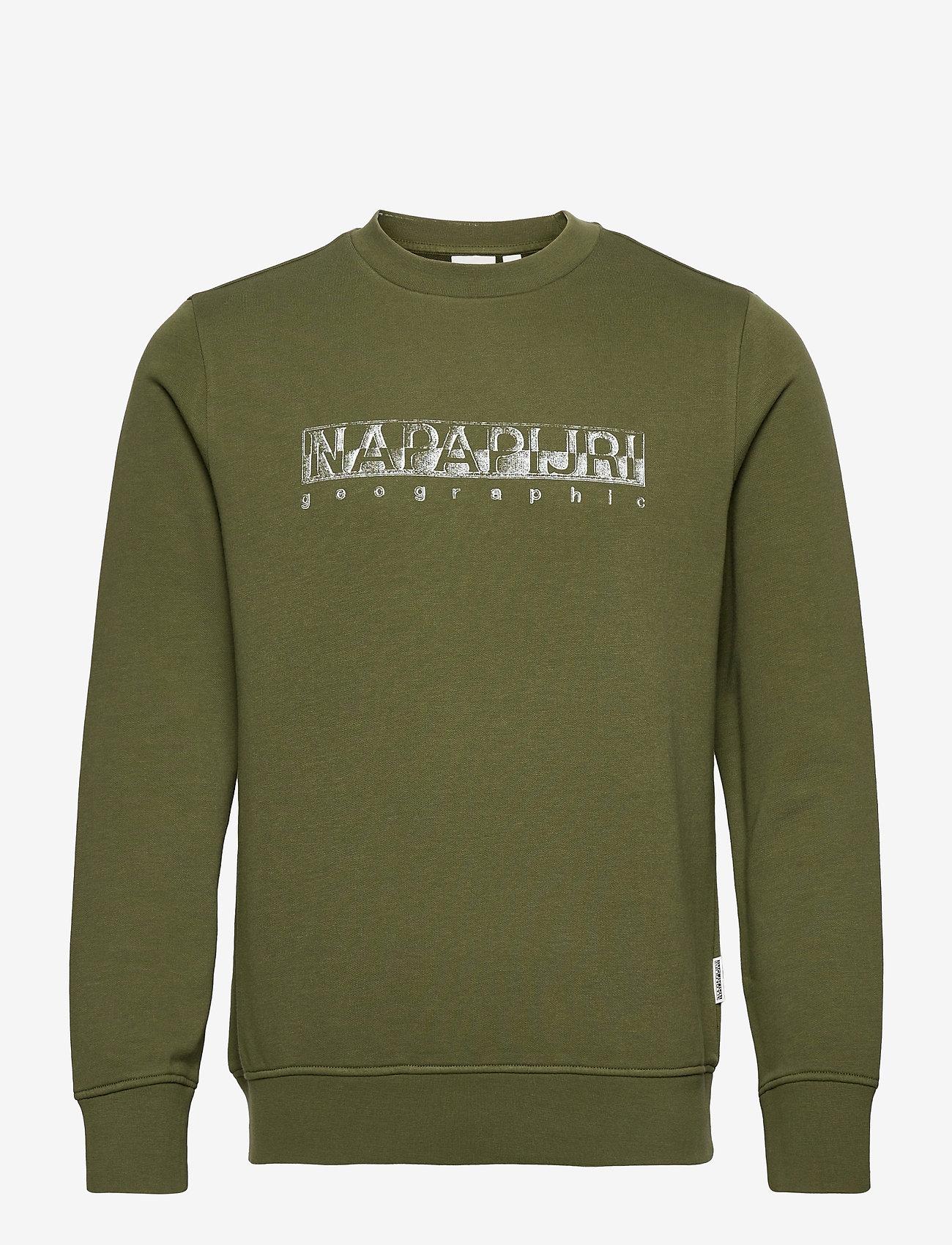 Napapijri - BALLAR C - sweats - green cypress - 0