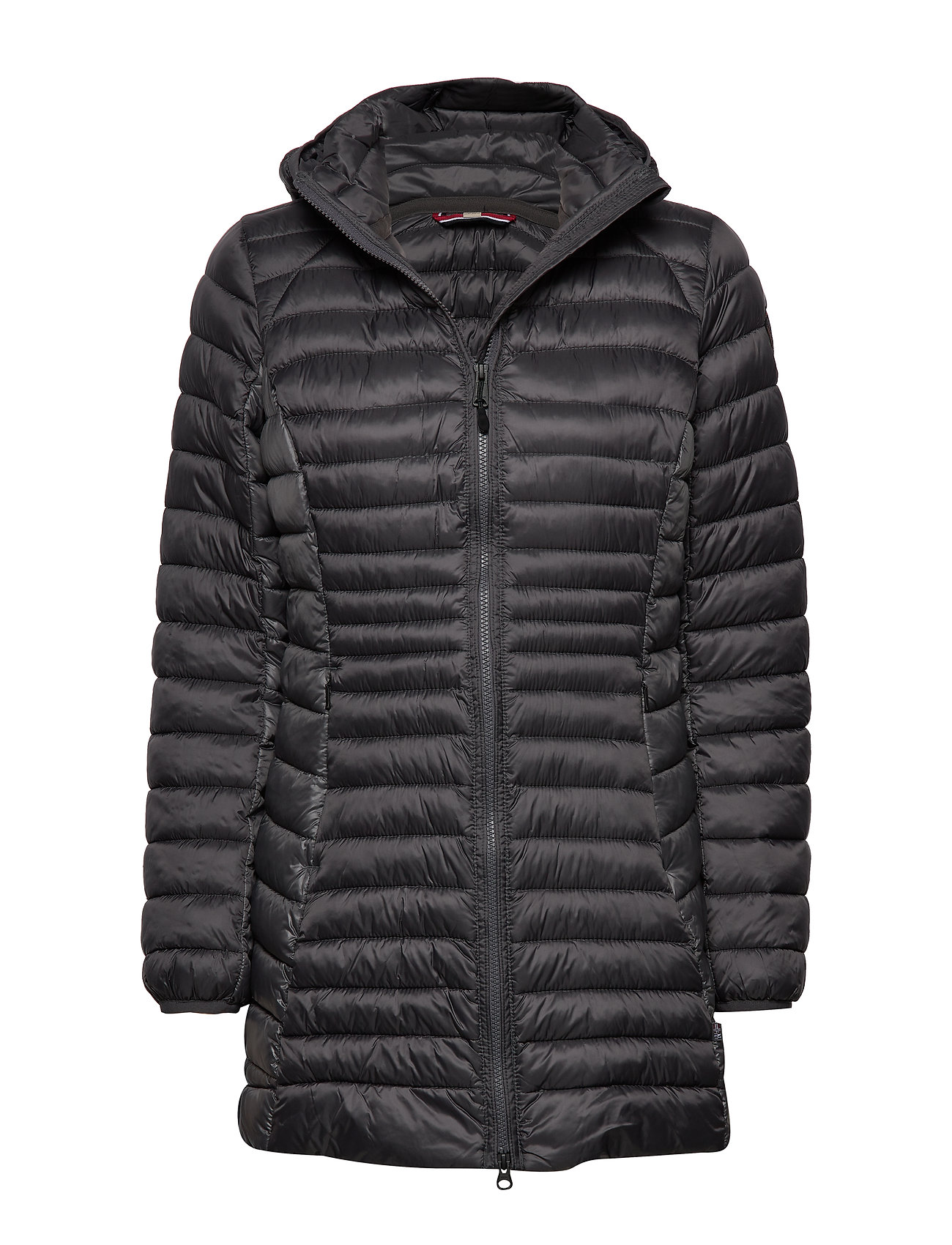 Napapijri AERONS WOM LONG 1 - DARK GREY SOLID