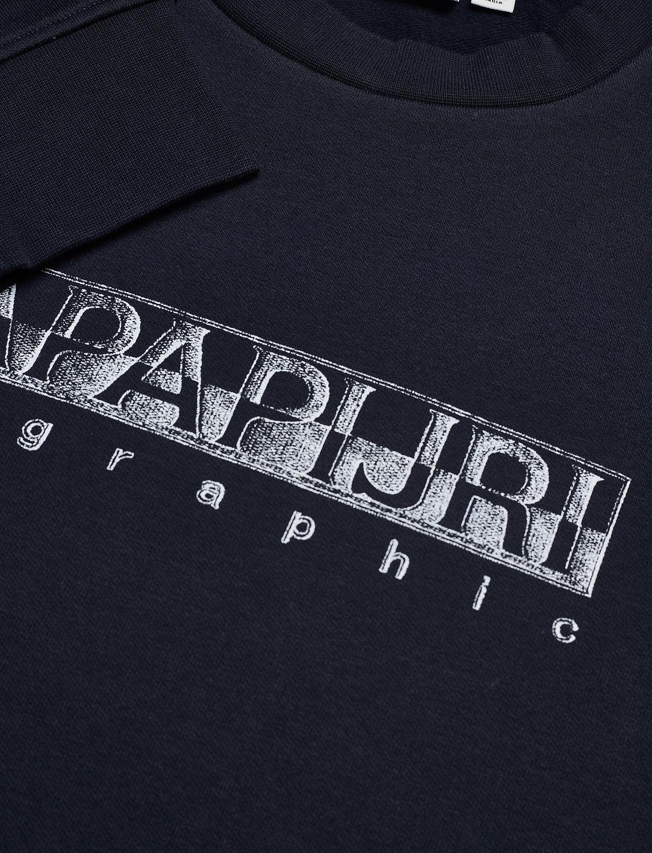 Napapijri - BALLAR C - sweats - blue marine - 2