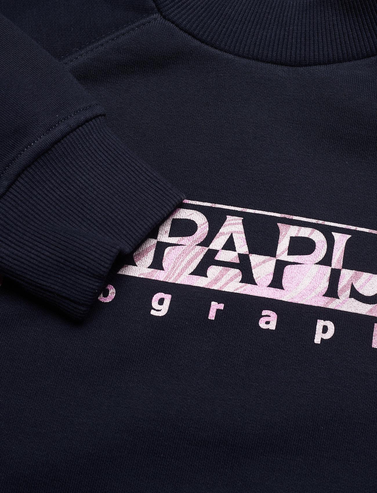 Napapijri - BILEA C - sweatshirts & hoodies - blue marine - 2