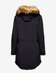 Napapijri - SKIDOO W SL PARKA - parka coats - black - 3