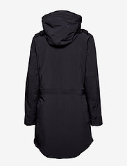 Napapijri - SKIDOO W SL PARKA - parka coats - black - 4