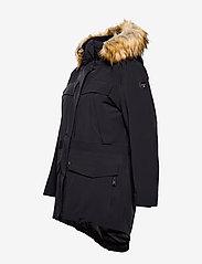 Napapijri - SKIDOO W SL PARKA - parka coats - black - 5