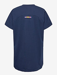 Napapijri - SILBE W - t-shirts - medieval blue - 1