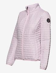 Napapijri - ACALMAR W 2 - gewatteerde jassen - petal pink - 3