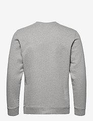 Napapijri - BALIS CREW - tricots basiques - med grey melange - 2