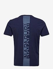 Napapijri - S-SURF SS - basic t-shirts - medieval blue - 2