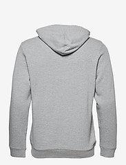 Napapijri - BURGEE SUM 3 - hoodies - med grey melange - 1