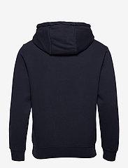 Napapijri - BALLAR H - sweats à capuche - blue marine - 1