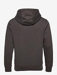 Napapijri - BALLAR H - sweats à capuche - dark grey solid - 2