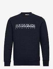 Napapijri - BALLAR C - sweats - blue marine - 0
