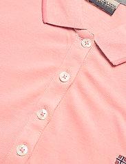 Napapijri - ELMA PIQUET 1 - polohemden - pale pink new - 2