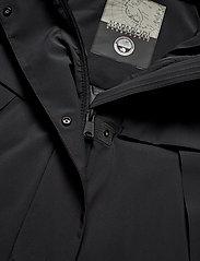 Napapijri - SKIDOO W SL PARKA - parka coats - black - 6