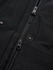 Napapijri - SKIDOO W SL PARKA - parka coats - black - 7