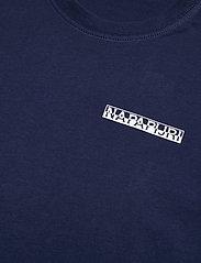 Napapijri - S-SURF SS - basic t-shirts - medieval blue - 4