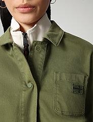 Napapijri - ALIE - overshirts - green cypress - 6