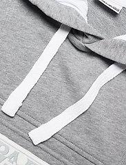 Napapijri - BURGEE SUM 3 - hoodies - med grey melange - 2