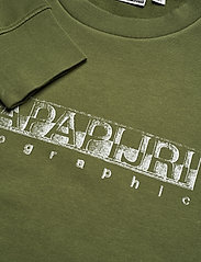 Napapijri - BALLAR C - sweats - green cypress - 2