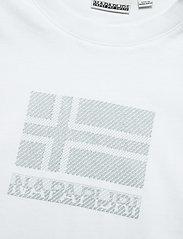 Napapijri - SEOLL - t-shirts - bright white - 2
