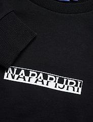 Napapijri - B-BOX CROPPED C S - crop tops - black - 2