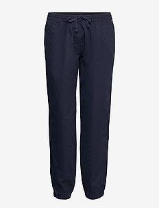 MAREE W - broeken med straight ben - blue marine