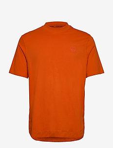 SILBE - t-shirts basiques - orangeade