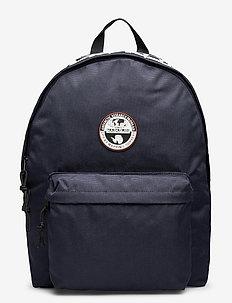 HAPPY DAYPACK RE - sacs à dos - blue marine