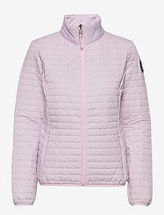 ACALMAR W 2 - gewatteerde jassen - petal pink
