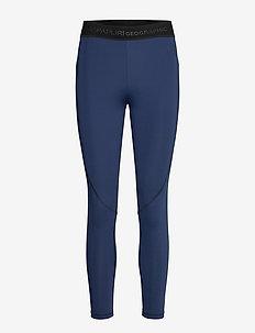 MILBE W - leggings - medieval blue