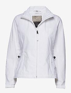 SHELTER W 3 - light jackets - bright white