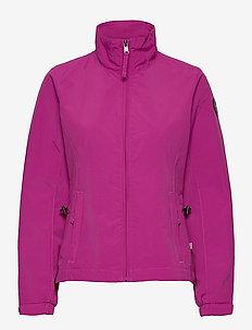 SHELTER W 3 - lichte jassen - clover purple